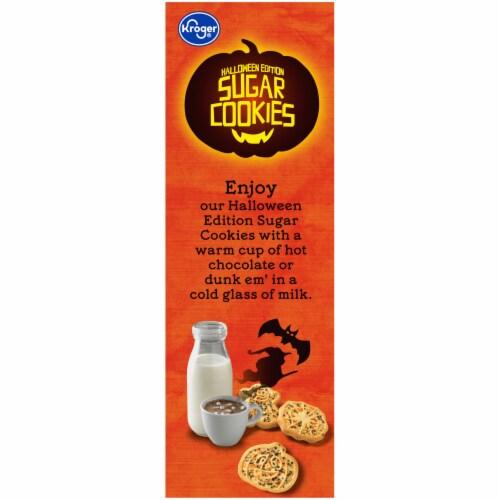 Kroger® Halloween Edition Sugar Cookies Perspective: left