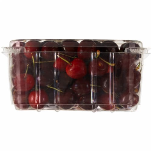 Simple Truth Organic™ Sweet Red Cherries Perspective: left