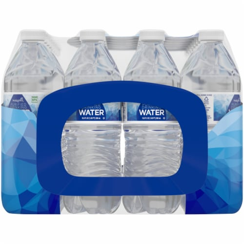 Mariano's® Purified Drinking Water Perspective: left