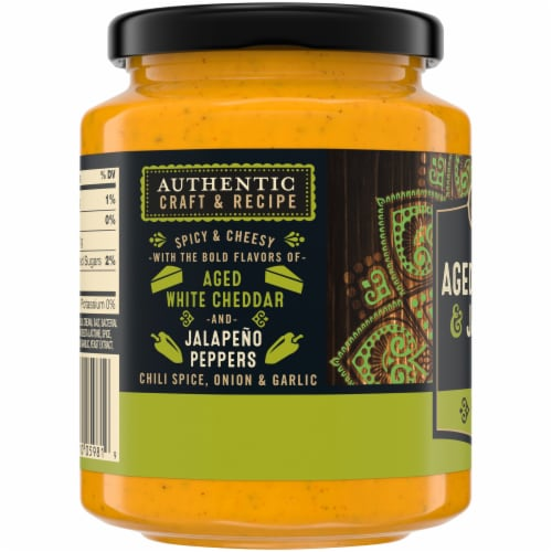 Private Selection™ Aged Cheddar & Jalapeno Dip Perspective: left