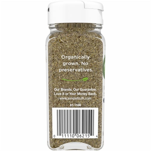 Simple Truth Organic™ Rubbed Sage Perspective: left