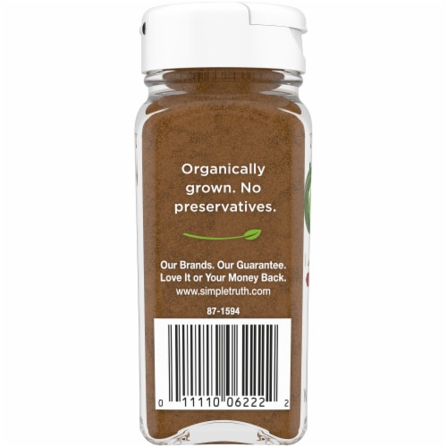 Simple Truth Organic™ Ground Allspice Perspective: left