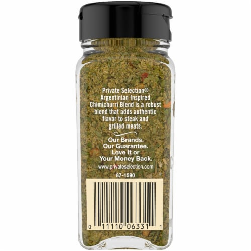 Private Selection® Argentinian Inspired Chimichurri Blend Perspective: left