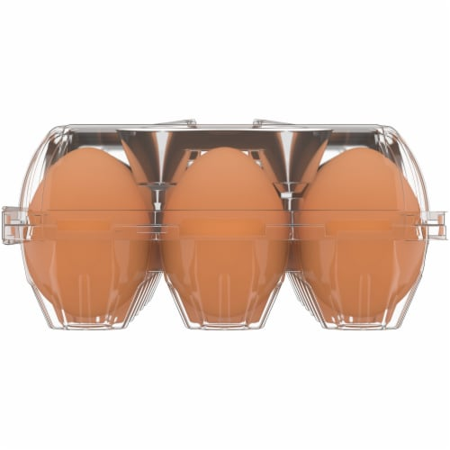 Simple Truth Organic Large Brown Grade A Eggs Perspective: left