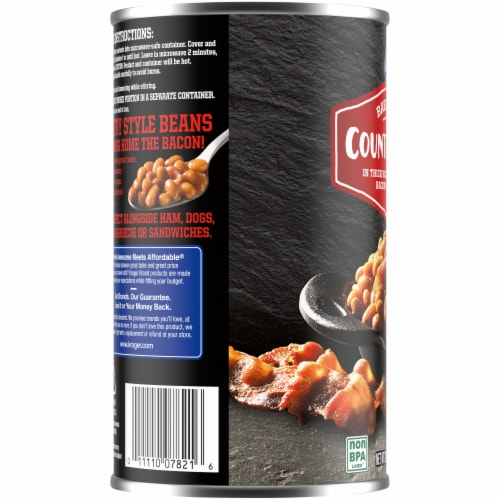 Kroger® Country Style Baked Beans Perspective: left