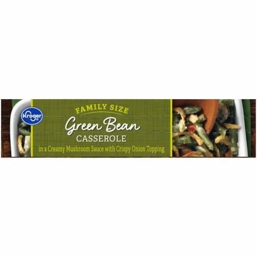Kroger® Green Bean Casserole Family Size Perspective: left