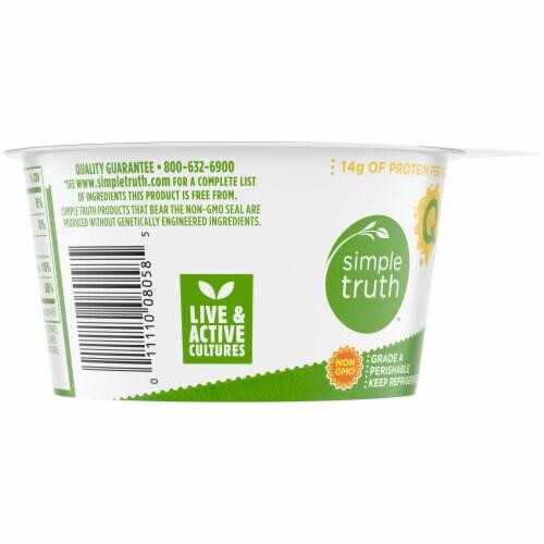 Simple Truth™ Quark! Lemon Yogurt Perspective: left