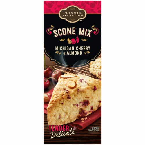 Private Selection™ Michigan Cherry & Almond Scone Mix Perspective: left