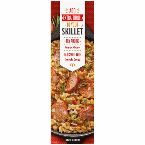 Simple Truth™ Skillet Makers Spicy Cajun Gumbo Meal Starter Perspective: left