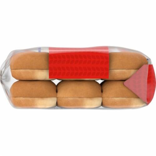 Kroger® Enriched Slider Sandwich Buns Perspective: left