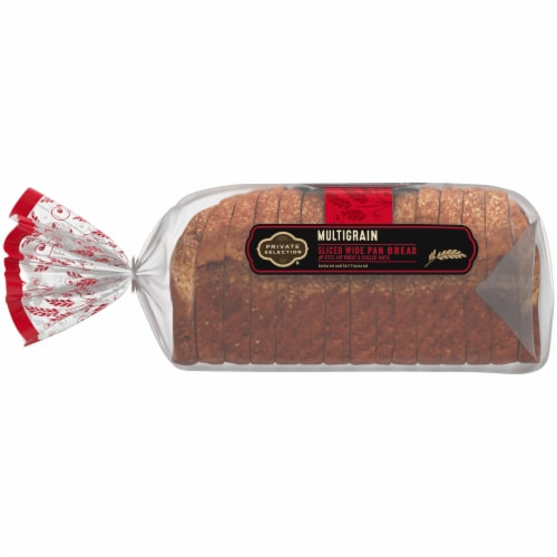 Private Selection® Multigrain Wide Pan Bread Perspective: left