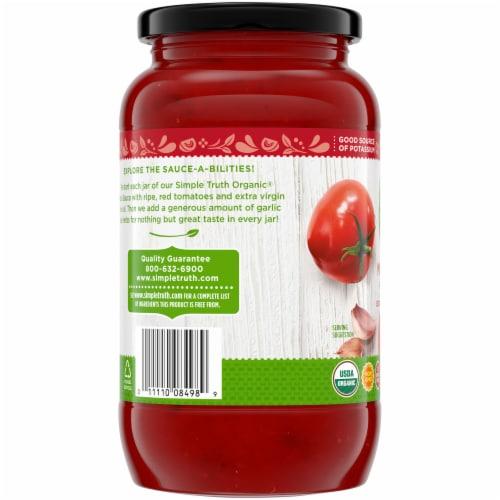 Simple Truth Organic™ Marinara Pasta Sauce Perspective: left