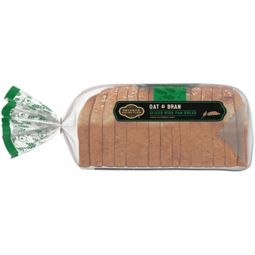 Private Selection® Oat & Bran Widepan Bread Perspective: left