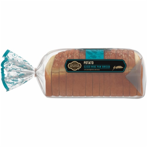 Private Selection® Potato Wide Pan Bread Perspective: left
