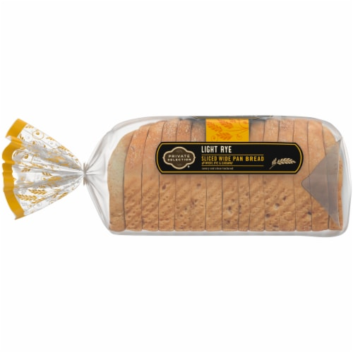 Private Selection® Light Widepan Jewish Rye Bread Perspective: left