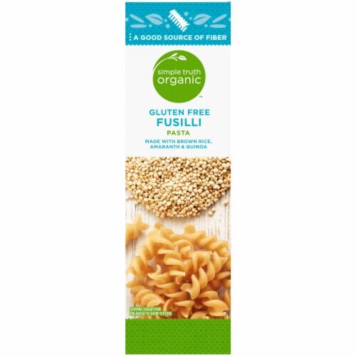 Simple Truth Organic™ Gluten Free Fusilli Pasta Perspective: left