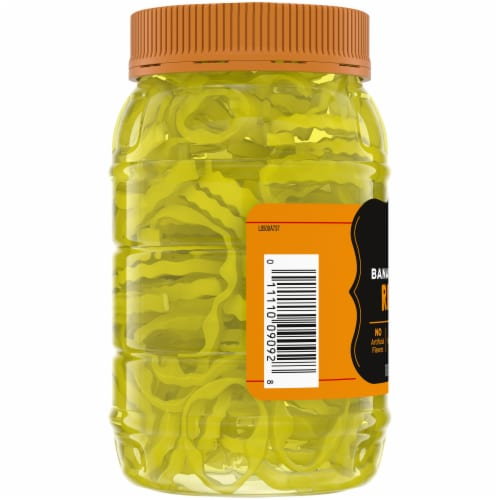 Kroger® Mild Banana Pepper Rings Perspective: left