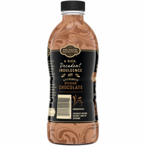 Private Selection™ Belgian Chocolate Ultra Pasteurized Milk Perspective: left