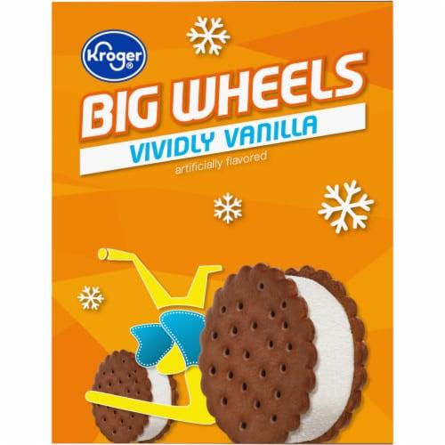 Kroger® Big Wheels Vividly Vanilla Perspective: left