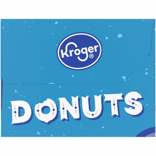 Kroger® Chocolate Donuts Perspective: left