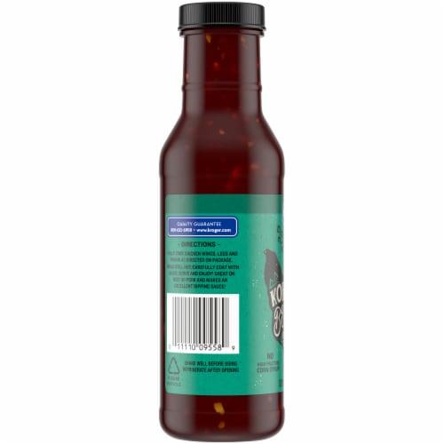 Kroger® Korean BBQ Style Wing Sauce Perspective: left