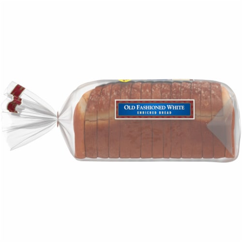 Western Hearth® Old Fashioned White Enriched Bread Perspective: left