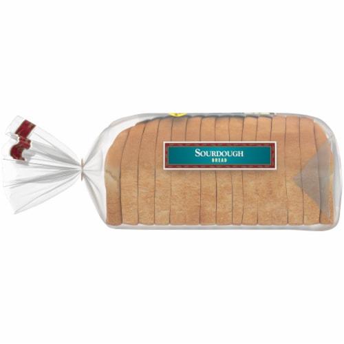 Western Hearth Sourdough Widepan Bread Perspective: left