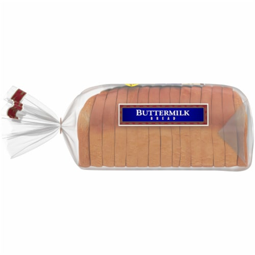Western Hearth Buttermilk Bread Perspective: left