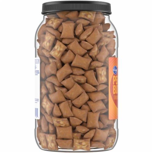 Kroger® Peanut Butter Filled Pretzels Perspective: left