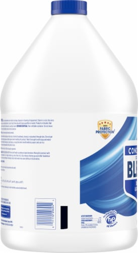 Kroger® Concentrated Disinfecting Bleach Perspective: left