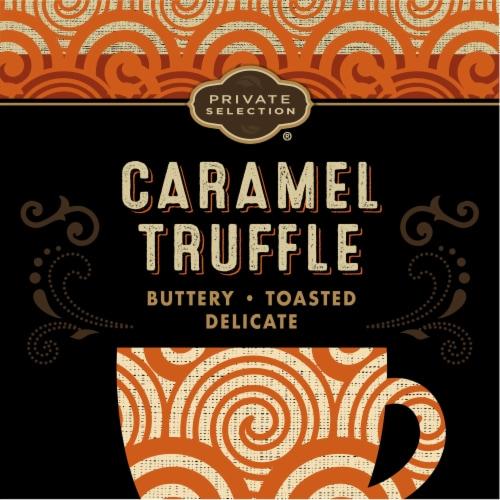 Private Selection® Fair Trade Caramel Truffle Medium Roast Ground Coffee Perspective: left