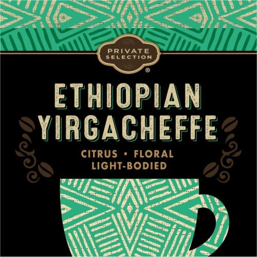Private Selection® Fair Trade Ethiopian Yirgacheffe Light Roast Whole Bean Coffee Perspective: left