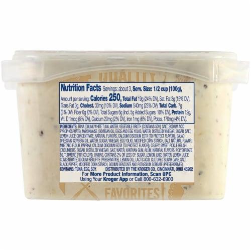 Kroger® Albacore Tuna Salad Perspective: left