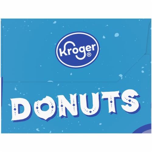 Kroger® Plain Cake Donuts Perspective: left