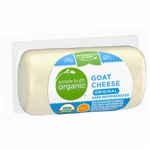 Simple Truth Organic™ Original Goat Cheese Perspective: left