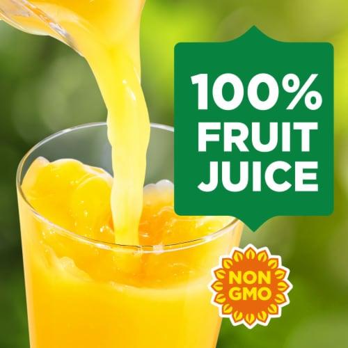 Simple Truth® Orange Pineapple Juice Perspective: left