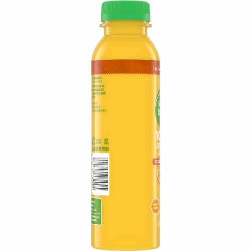 Simple Truth™ 100% Orange Juice Cold Pressed Perspective: left