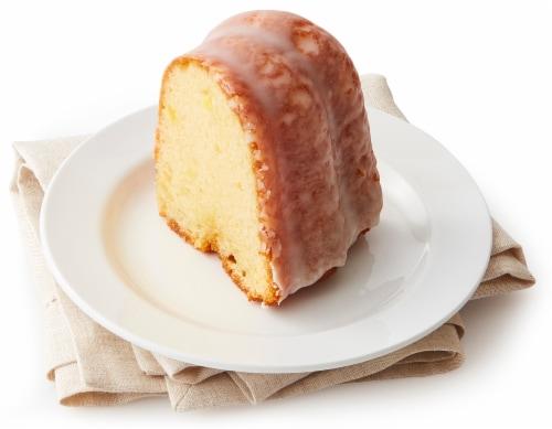 Bakery Fresh Goodness Lemon Bundt Cake Perspective: left