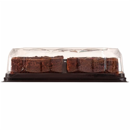 Private Selection® Extreme Chocolate Brownie Squares Perspective: left