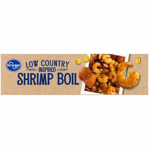 Kroger Low Country Style Shrimp Boil Perspective: left