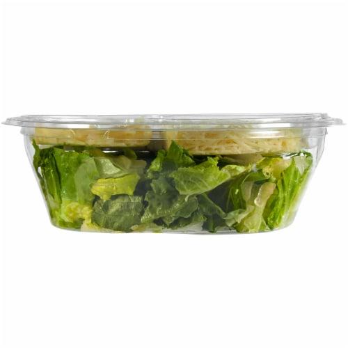 Kroger® Chicken Caesar Salad Kit Perspective: left