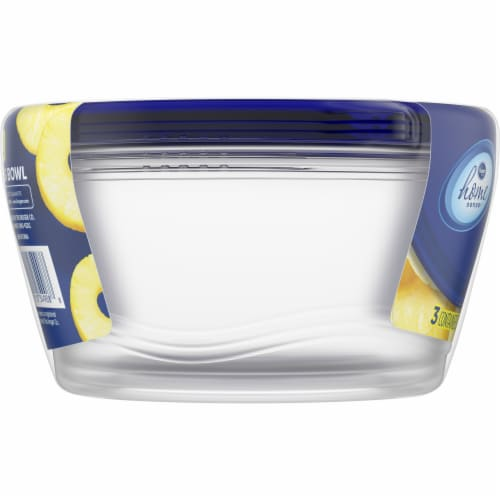 Kroger® Home Sense® Large Bowl Storage Containers Perspective: left