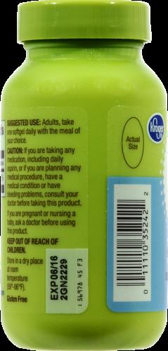Kroger® Vitamin E Softgels 400 IU Perspective: left
