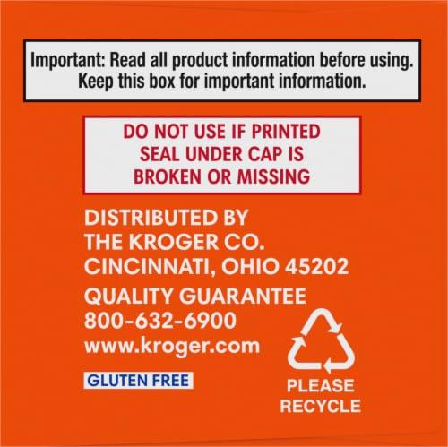 Kroger® Ibuprofen Coated Caplets Perspective: left