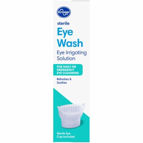 Kroger® Sterile Eye Wash Perspective: left