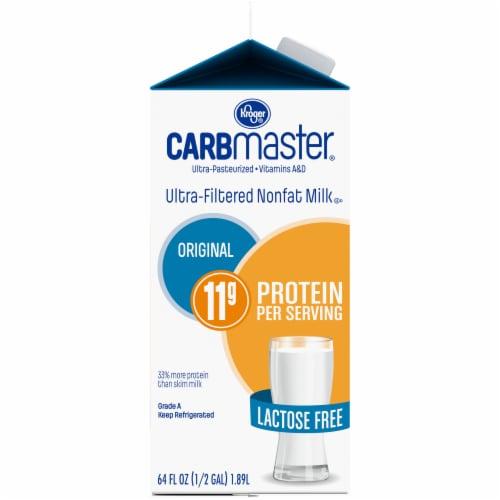 Kroger® CarbMaster® Original Ultra-Filtered Nonfat Milk Perspective: left
