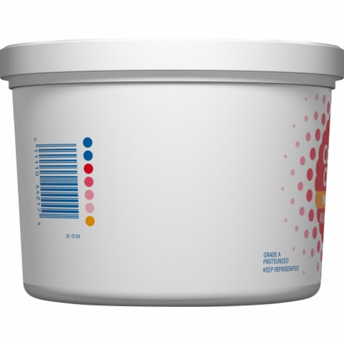 Kroger® 4% Milkfat Small Curd Cottage Cheese Perspective: left