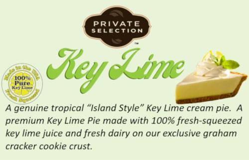 Private Selection® Key Lime Pie Perspective: left