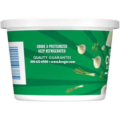 Kroger® Green Onion Sour Cream Dip Perspective: left