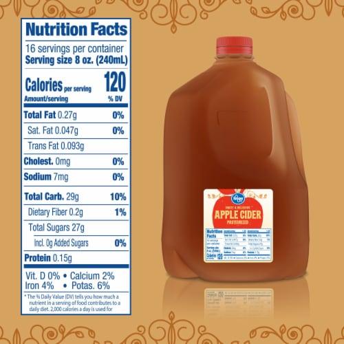 Kroger® Sweet & Delicious Apple Cider Perspective: left